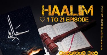 Haalim Complete Urdu Novel