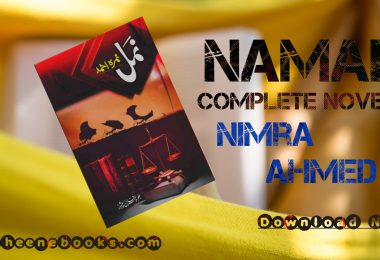 Namal By Nimra Ahmed Complete Urdu Novel.jpg