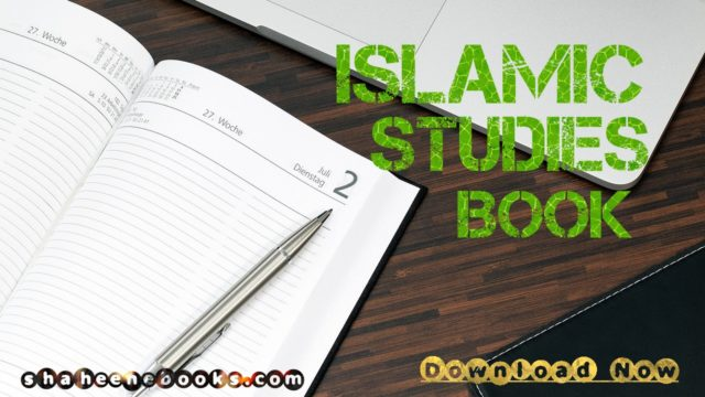 Islamic Studies Mcqs In Pdf