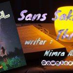 Sans Sakin Thi Novel By Nimra Ahmed