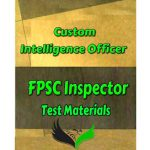 Custom Inspector Test Preparation
