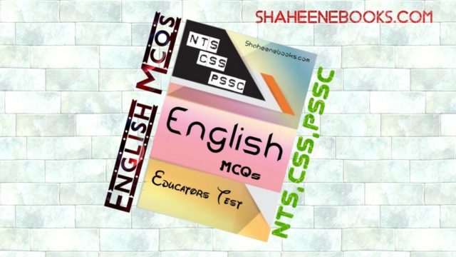 English-MCQS-For-Educators-Test-free-download