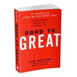 Good to Great Novel By Jim Collins