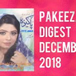 Pakeeza Digest December 2018