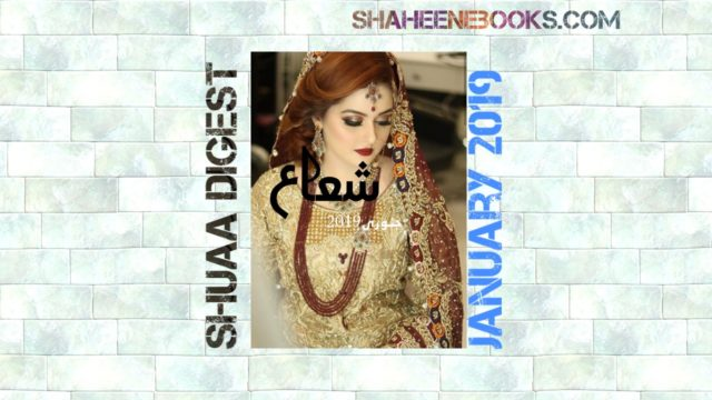 Shuaa Digest January 2019 Free Download Pdf