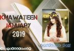 Khawateen Digest January 2019