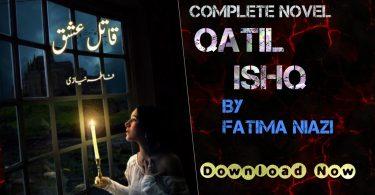 Qatil-Ishq-complete-novel-by-fatima-niazi
