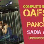 Qafas Ki Panchi by Sadia Abid