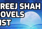 areej_shah_novels_list