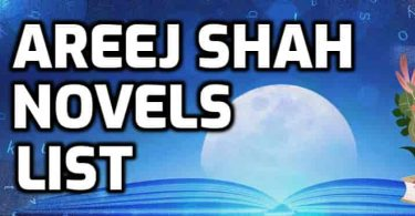 areej_shah_novels_list