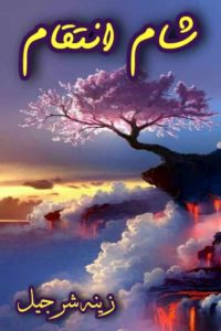 Shame Inteqam Novel by Zeenia Sharjeel-min