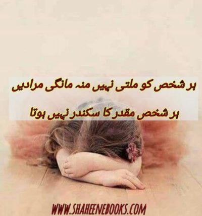 Love Shayari Urdu