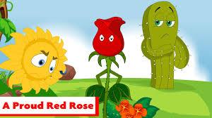 Proud Red Rose