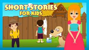 Short Moral Stories For Kids