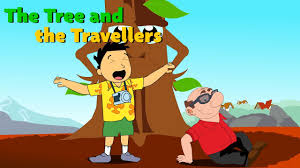 The Tree and the Travelers