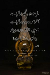 Ghalib Poetry