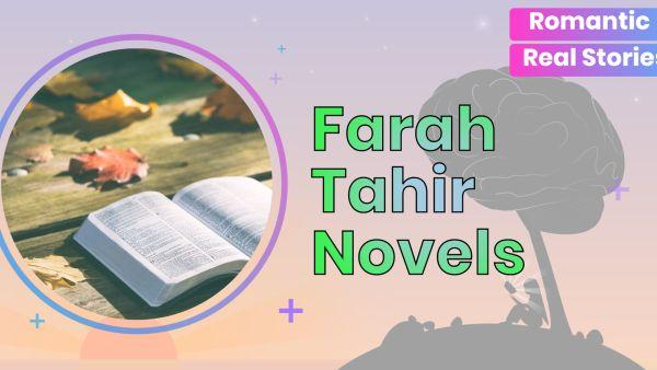 farah tahir novels
