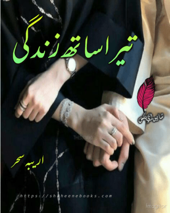 tera sath zindagi Novel