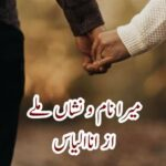 Mera Naam O Nishan Mile By Ana Ilyas