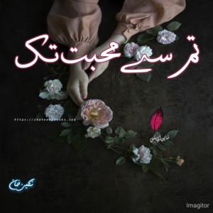 Tum Se Mohabbat Tak Novel by nageen Khan