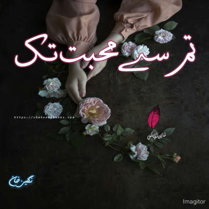 Tum Se Mohabbat Tak Novel by nageen Khan