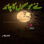 Naye Mausam Ka Chand Novel | Effat Sehar Novels | Best Urdu Novels