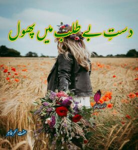 Dust e Betalab Main Phool Novel by Effat Sehar