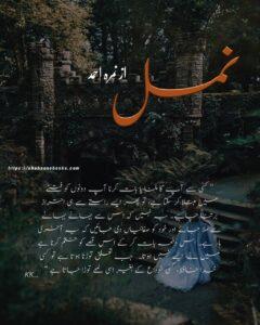 Namal by Nimra Ahmed Complete Novel | Best Urdu Novels