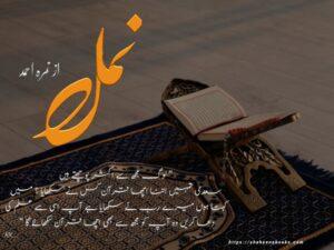 Namal by Nimra Ahmed Complete Novel