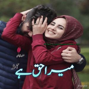 Mujhe Haq Hai Novel