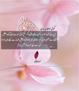 Sad poetry | Sad Quotes | Quotes by Komal Sultan Khan