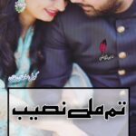 Tum Mile Naseeb Se Novel by Komal Sultan Khan | Best Urdu Novels