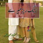 Rangrez Mere Novel by Iffat Sehar Tahir Episode 12