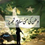 Watan Ki Mitti Salam Tujh Par by Rifat Fatima | Free Urdu Novels