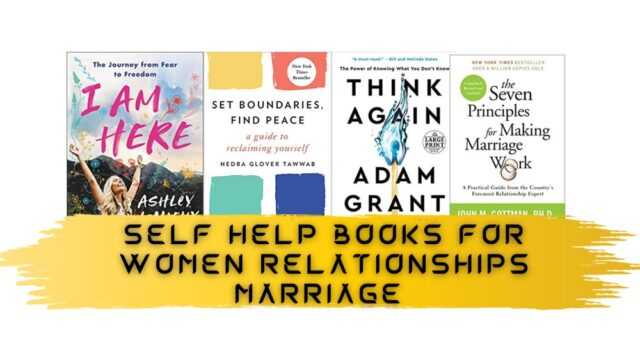 Self Help Books For Women Relationships Marriage